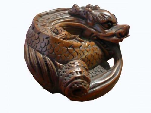 netsuke-dragon