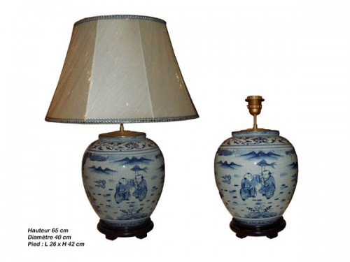 lampe ronde 9