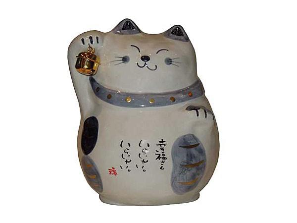chat-maneki-neko-bleu-blanc