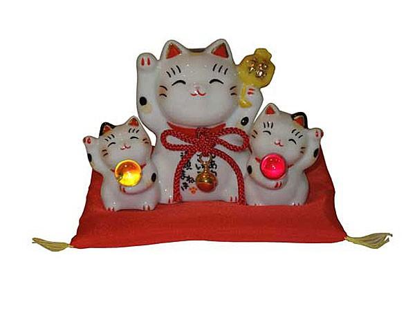chat-maneki-neko-famille