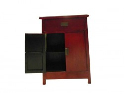 cpmmode ouvert rouge, buffet chinois