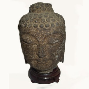 bouddha, dieux chinois, tête bouddha