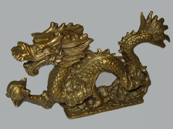 dragon-en-bronze