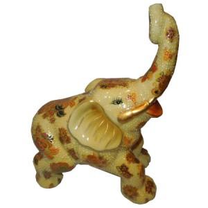 statuettte, éléphant, porte bonheur, feng shui