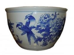 pot, cache pot chinois
