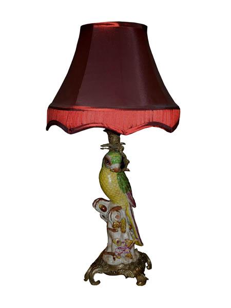 Lampe perroquet 8