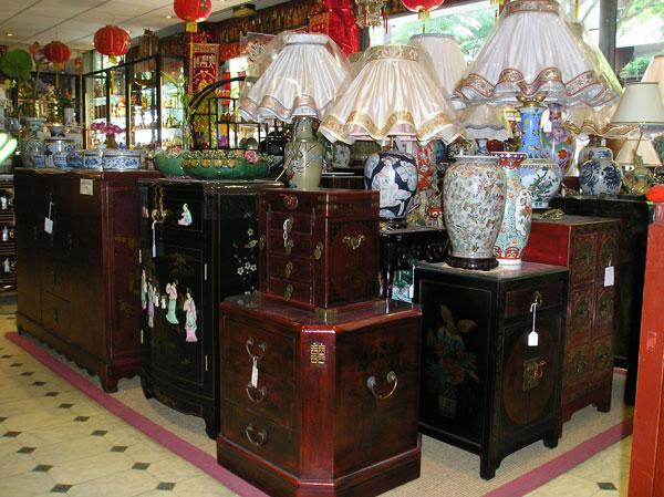 Photo boutique meuble aux merveilles d 39 asie - Meubles asiatiques bordeaux ...