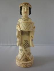 netsuke-okimono-femme12