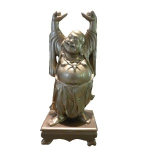 Bouddha chinois, bouddha de la chance